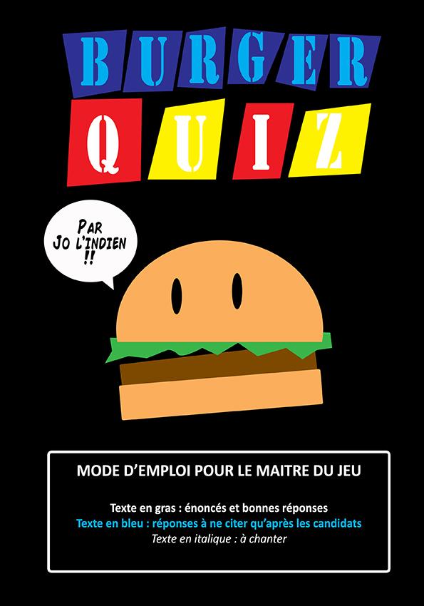 Burge Quizz, Alain Chabat, jeu de société, studio Wham