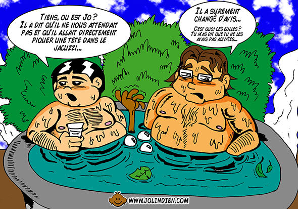 jacuzzi, fabien rosely, frederic obe