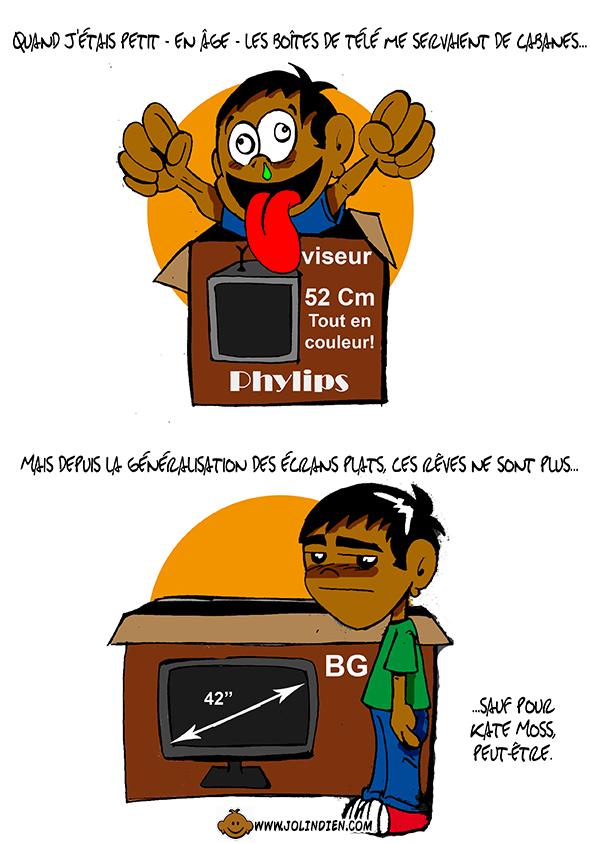 television, LG, Philips