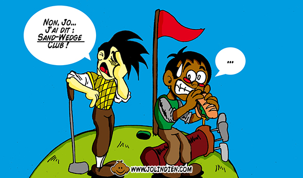 golf, tiger woods, trou, sand wedge
