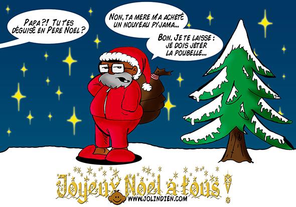 Joyeux Noel pere noel