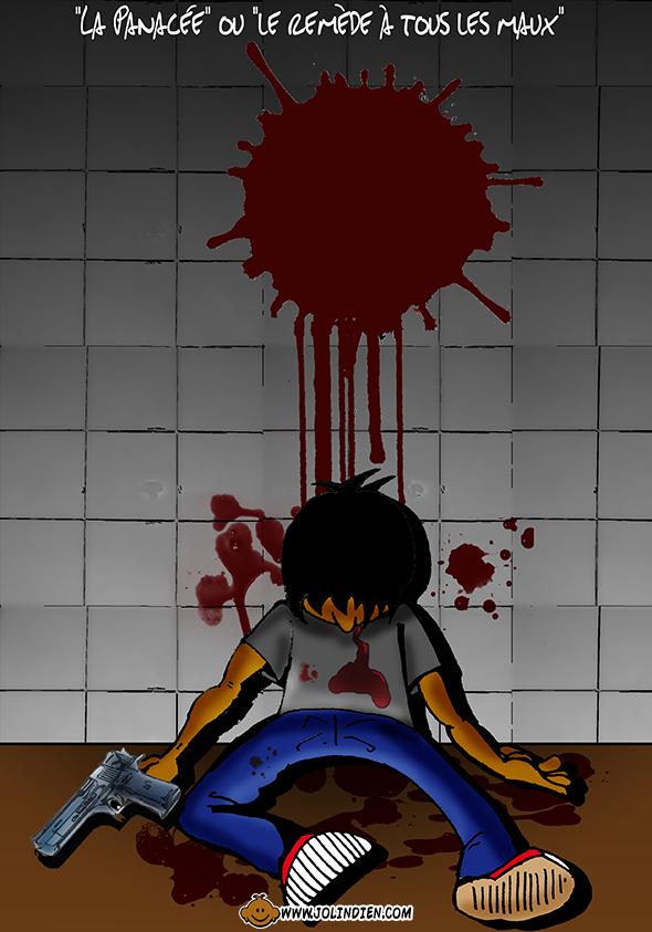 Vie de merde VDM mort suicide