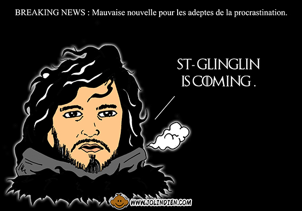 Jon Snow annonce qu'il n'y a pas que ''Winter is Coming""